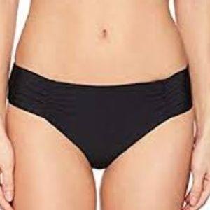 Athena Women's Shirr Side Hipster Swimsuit Bikini